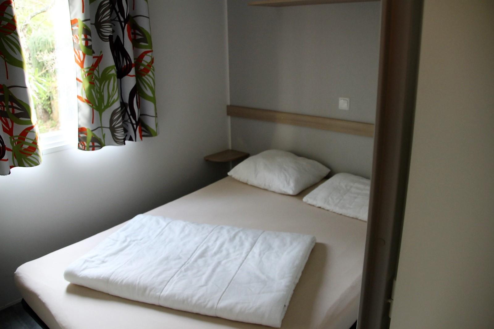 Trigano Evolution 31 421 slaapkamer