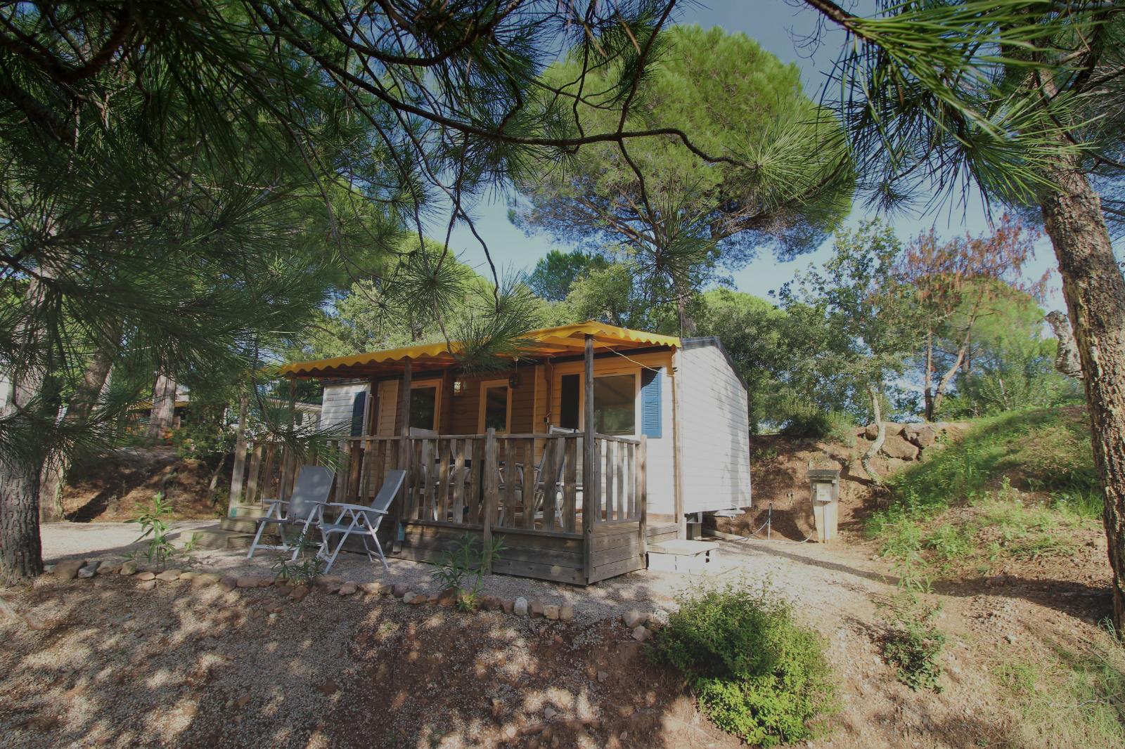 Stacaravan verhuur Zuid-Frankrijk